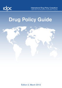 Drug Policy Guide - Drug Policy Alliance