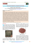 Pharmaceutical Applications of Ispaghula Husk