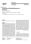 Treatment of Hydatid Disease of the Liver Original Paper