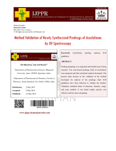 5. Niti Bhardwaj and Asif Husain - International Journal of Pharmacy