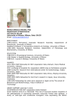 MARIA ENRICA PASINI, PhD Department of Biosciences Via