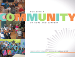 2014 Annual Report - Cancer Support Community Arizona