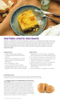 pastiera (pasta egg bake) - Pancreatic Cancer Action Network