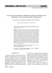 EVALUATION OF EXPOSURE TO AIRBORNE BACTERIAL