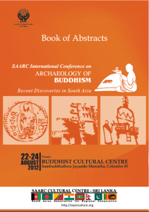 Archaeology of Buddhism in South Asia