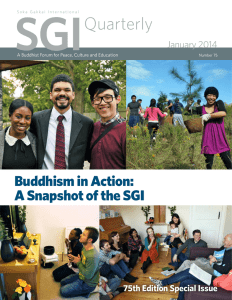PDF - SGI Quarterly Magazine