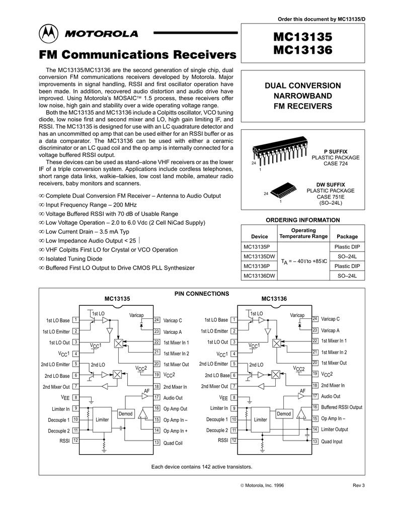 Fm Limiter Vk6wia News Broadcast Transceiver Circuits Mc Communications Receivers 791x1024
