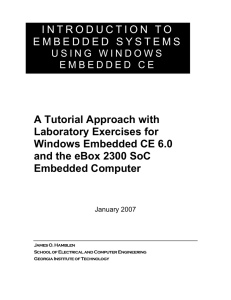 Introduction to Embedded Systems - Welcome to test.postgrad.eee