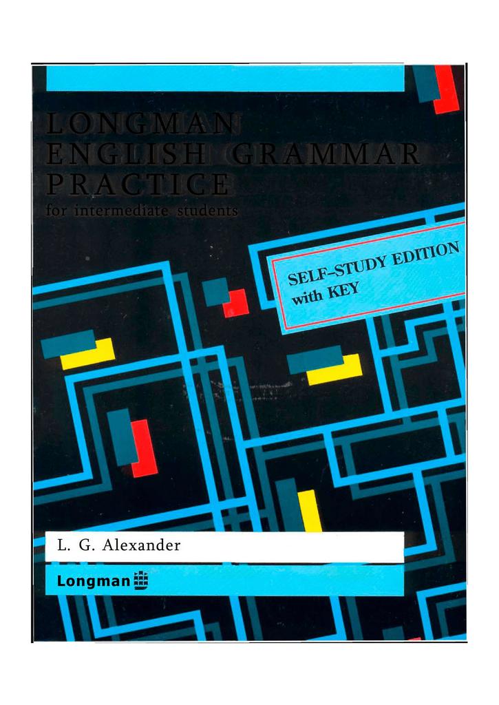 63c1bdb61d8 PDF Longman English Grammar Practice