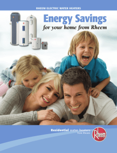 Energy Savings - Boston Heating Supply
