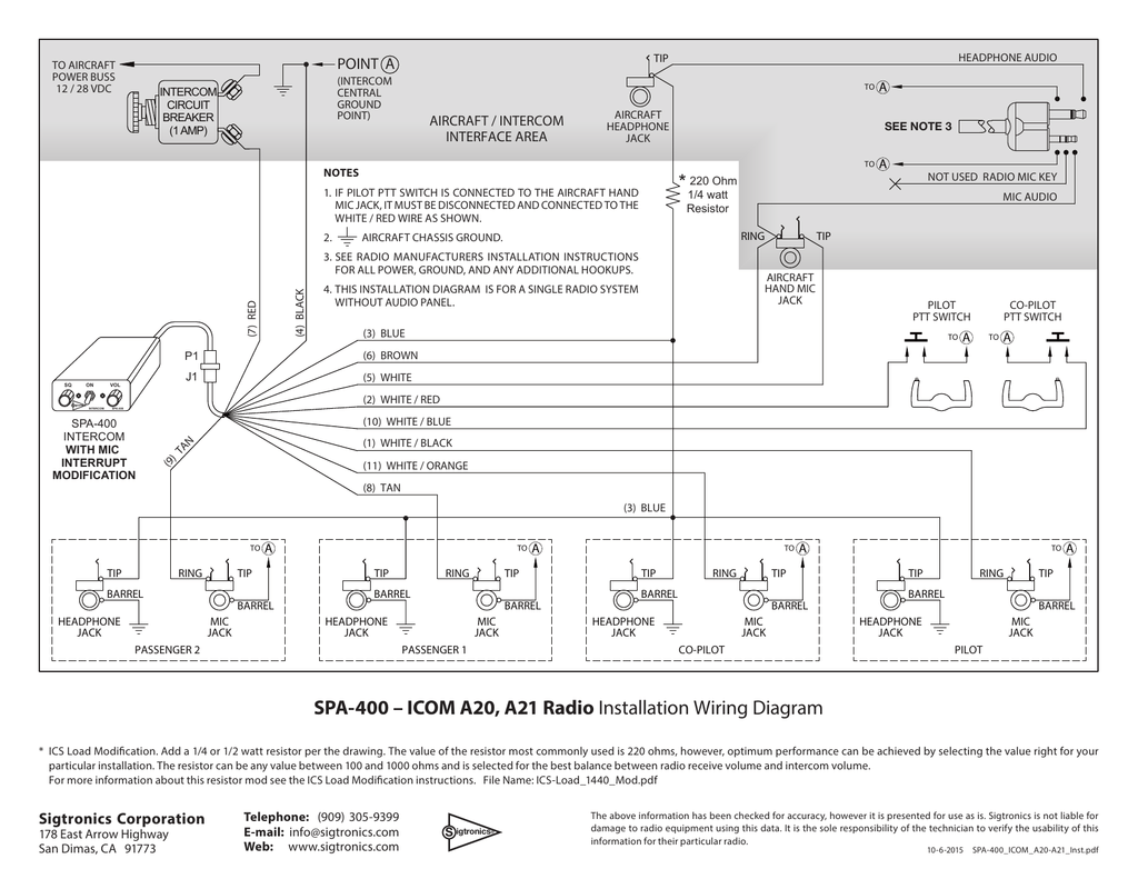 Spa 400 Wiring Diagram - Somurich.com