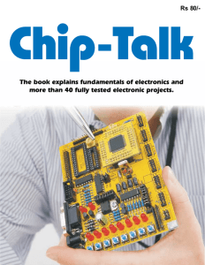 CHIP TALK - Talking Electronics