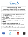 Adult Feline Wellness Package - 1 Dog Cat Animal Hospital in