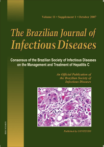the brazilian journal of infectious diseases