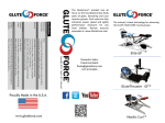 GluteForce Product Line