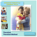 TheraSuit Web Brochure 2010