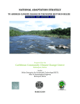 TABLE OF CONTENTS - Caribbean Community Climate Change