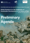 Global Solutions for the Challenges of Sustainable