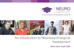 An Introduction to Neuropsychological Assessment