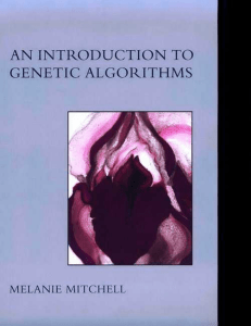 An introduction to genetic algorithms / Melanie