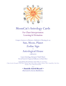 MoonCat`s Astrology Cards