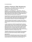 AdWerx Partners With NextHome™