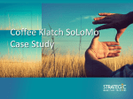 Coffee Klatch - Strategic Driven