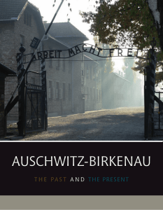 Basic information on Auschwitz in English - Auschwitz