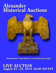 Auction 60 PDF Catalog - Day 1