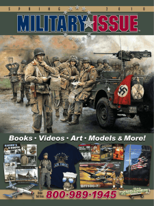 spring 2 0 1 0 - Military Issue