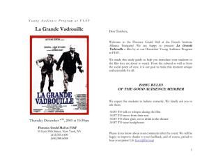 La Grande Vadrouille - French Institute Alliance Française