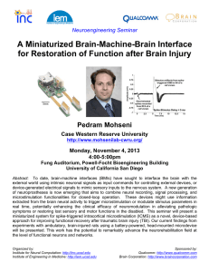 INC-IEM Neuroengineering Seminar - 13-11-04