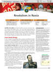 Revolutions in Russia - History With Mr. Green