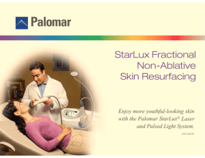 to see the Palomar StarLux Fractional Non