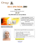 15% off Any GM Collin sun care products