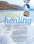 Bathing for Healing, Psoriasis Advance