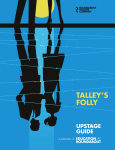 talley`s folly - Roundabout Theatre Company
