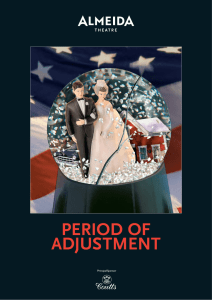 Period of Adjustment Programme
