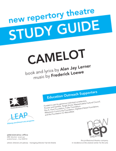 to the CAMELOT Study Guide!