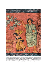The Ezekiel Mural at Dura Europos