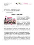 Press Release - The Breast Cancer Charities of America