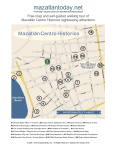 Mazatlan Centro Historico Walking Tour