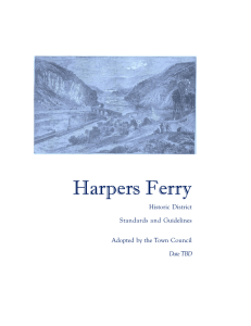 Corporation of Harpers Ferry