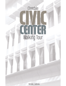 Walking Tour - The Glendale Historical Society