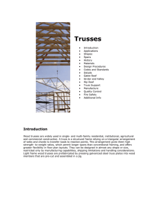 Trusses - The Canadian Wood Council