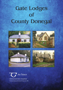 Gate Lodges of County Donegal