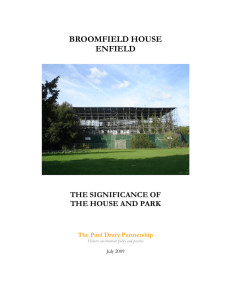 here - Broomfield House Restoration