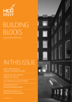 Building Blocks in this issuE