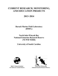 current research, monitoring, and education