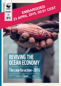REVIVING THE OCEAN ECONOMY - WWF